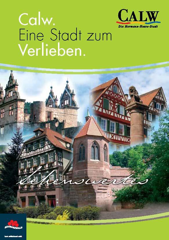 Calw - Die Hermann-Hesse-Stadt